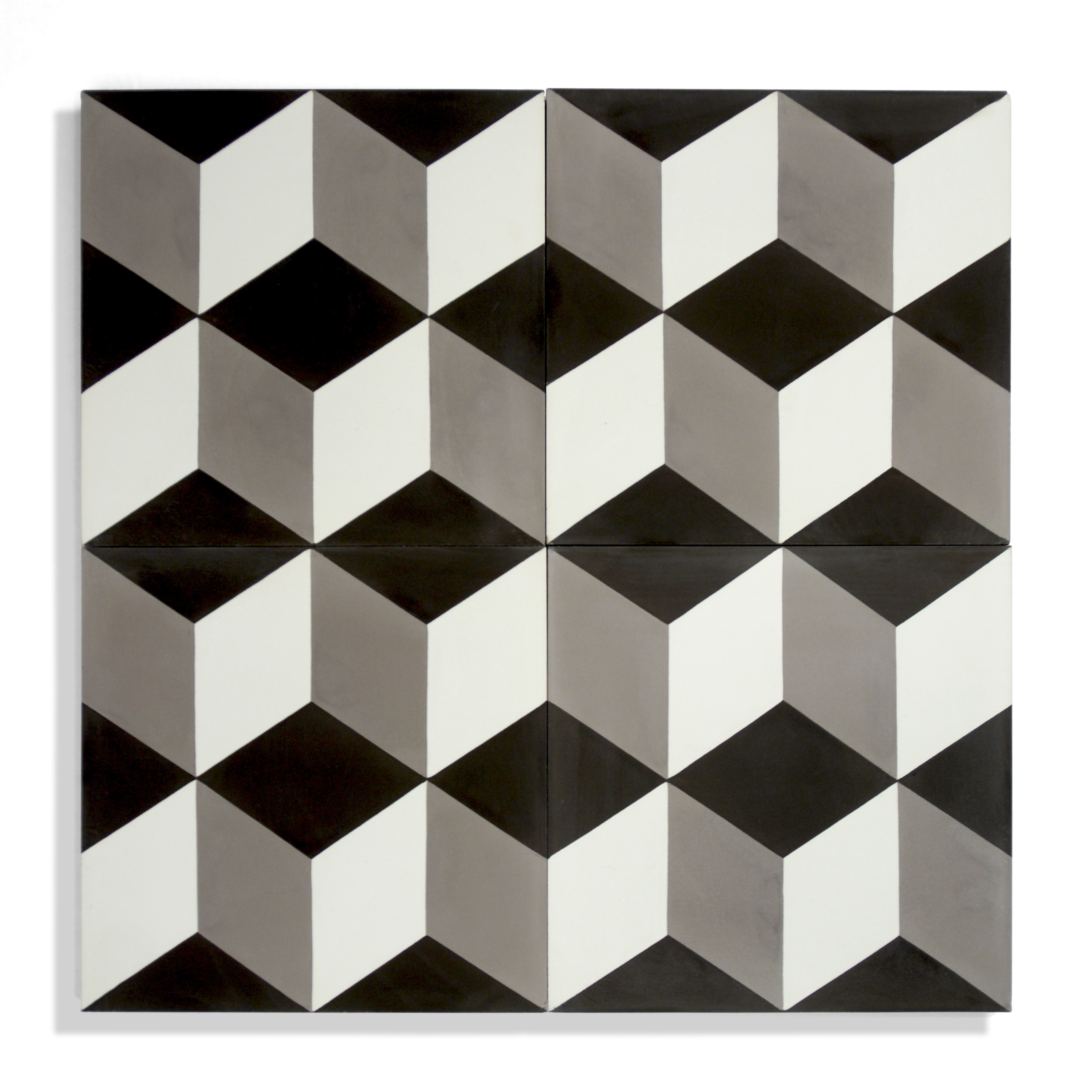 Escher Encaustic Cement Tile From Zia Tile Los Angeles