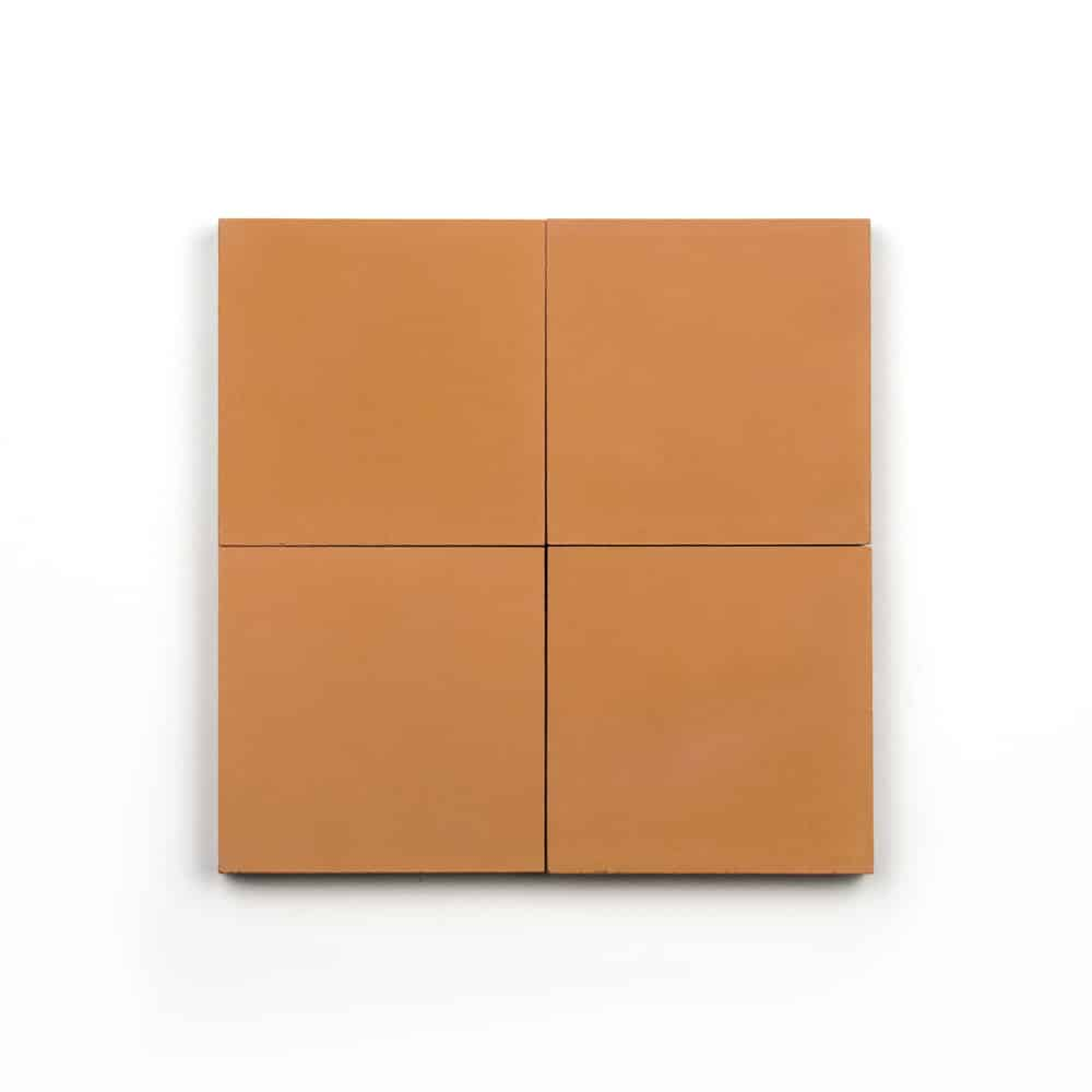 4x4 square 'Petra' encaustic cement tile , 5/8 inch thick, 5.28 square feet per box (48 tiles in each box)